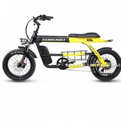 sobowo S68 electric bike