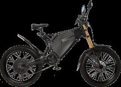 Sepeda Listrik Delfast  Prime