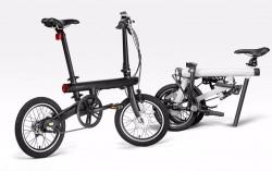 Xiaomi QiCycle Sepeda listrik Lipat Smart Bicycle
